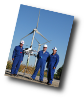 Now Offering Wind Turbine Inspections!